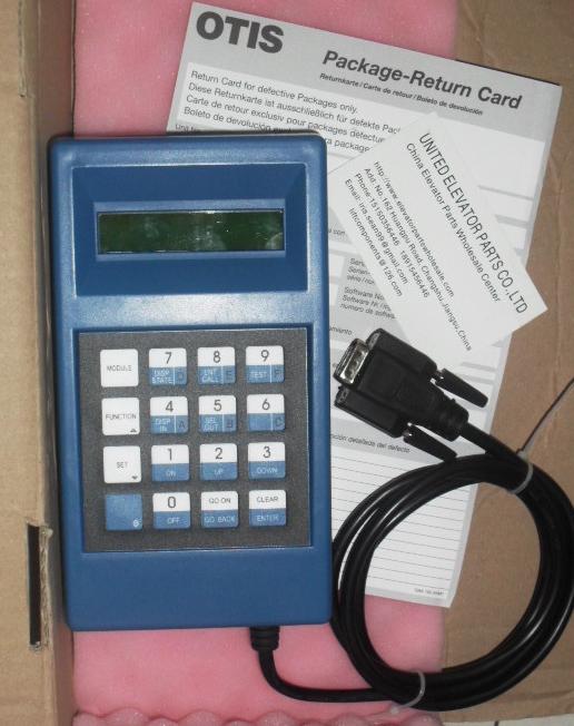 OTIS-service-tool-device