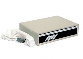 Контроллер соединительной линии Ethernet